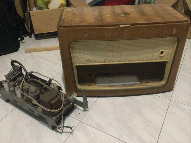 Radio lampowe Menuet