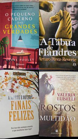 Novos em português