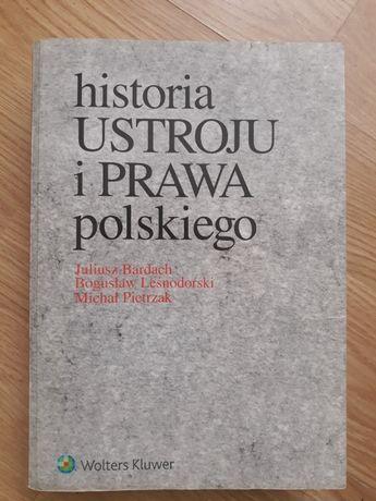 Historia Prawa i Ustroju Polskiego Bardach
