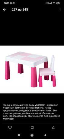 Продам Комплект мебели Tega Multifun Pink