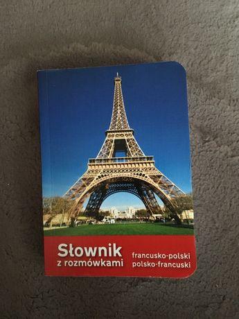 Słownik z rozmówkami francusko-polski, polsko-francuski