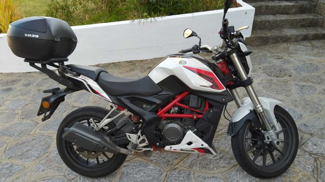 Benelli BN251 ABS / Top case / 2.250 euros