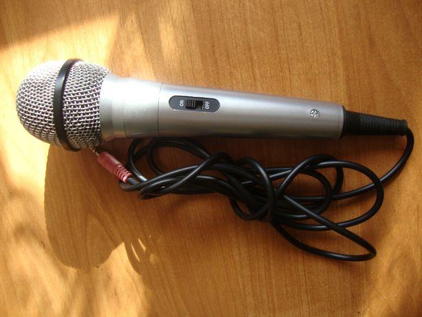 mikrofony glośnik