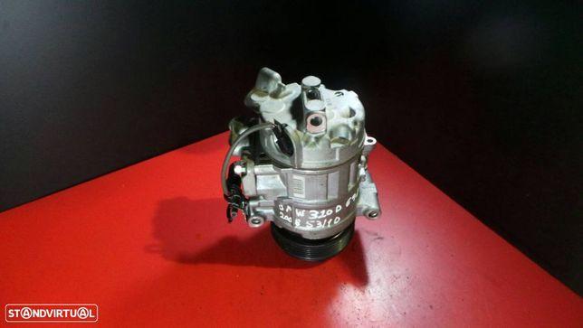 Compressor Do Ar Condicionado Bmw 3 Coupé (E92)