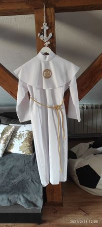 Alba chłopięca do Pierwszej Komunii Świętej