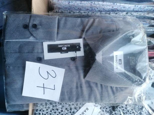 Koszule męskie od producenta r. 37