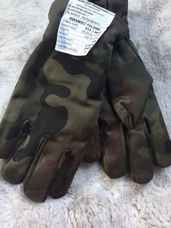 Rękawice polowe wz 93 zimowe grube
