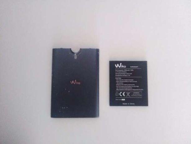 Bateria e capa traseira Wiko