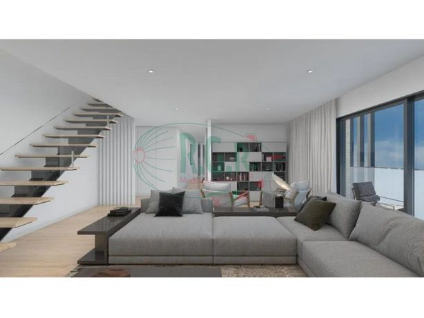 Apartamentos em Construção - T4 Duplex - Metro Venda Nova
