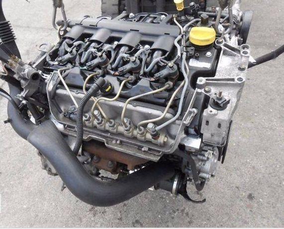 Двигун Двигатель мотор Renault master ,trafic primstar,mowano 2.5DCI