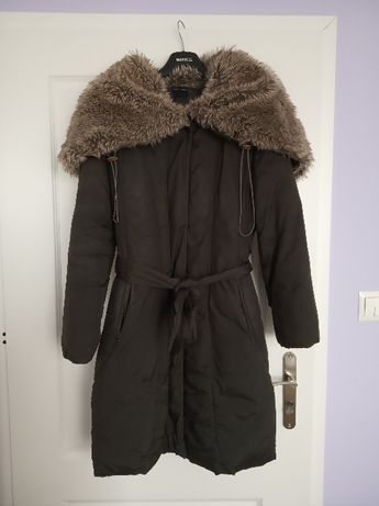 Carry zimowy płaszcz