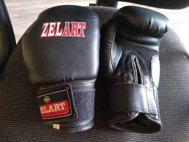 Перчатки Zelart 8-oz