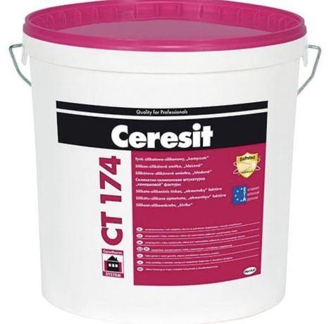 Ceresit CT-174, 25 кг, камінцева (баранець)