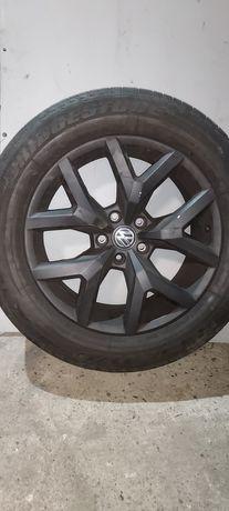 Oryginalne Koła VW Amarok 255/55R19 Bridgestone 7mm lato