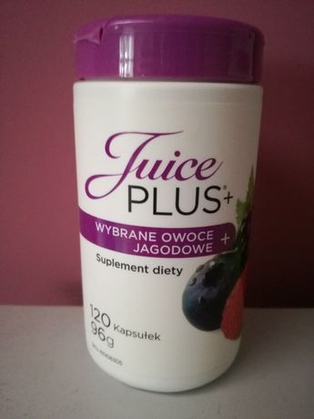 Kapsułki owoce jagodowe Juice Plus +