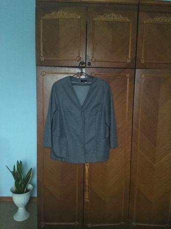 Женский пиджак большого р-ра.