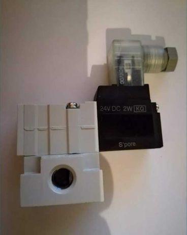 SMC Electrovalvula /Solenoid Vkf334y-5D2-01F-Q