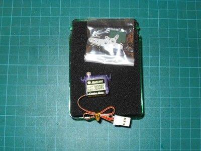 Serwo cyfrowe BLUEBIRD BMS 303 DMG