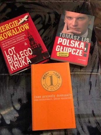 Książki Tomasz Lis, Siergiej Kowaliow.