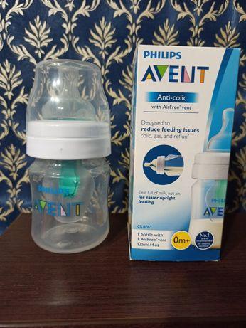Детская бутылочка для смеси +0