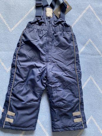 Spodnie narciarskie/na śnieg r. 92