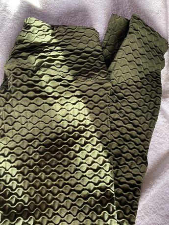 Leggings cor verde