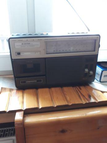 Radio Unitra na kasety stan kolekcjonerski