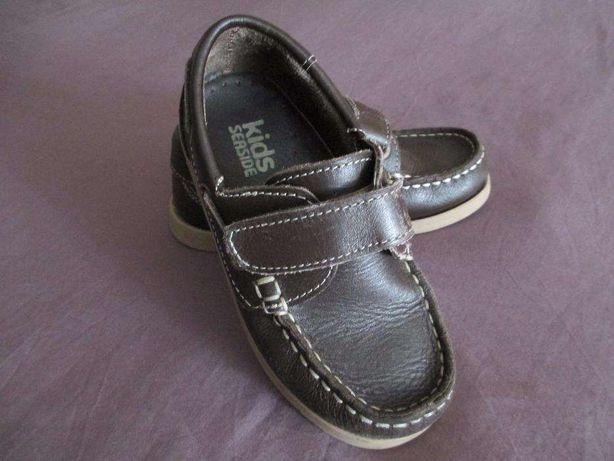 Sapatos em castanho Seaside Kids nº27