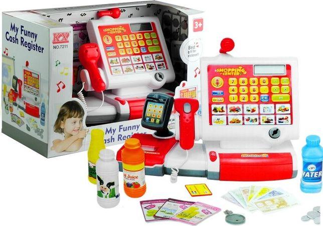 Kasa Fiskalna z panelem dotykowym akcesoria dla dzieci