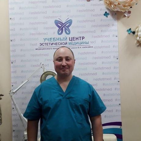 Реабилитационный массаж. Работа с послеинсультными больными. Остеопати