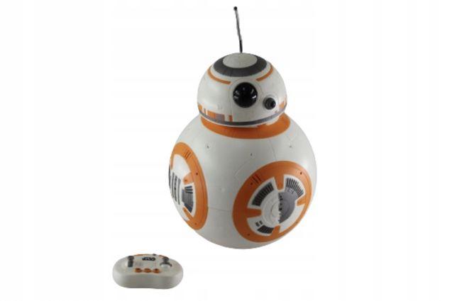 StarWars BB-8 Robot Interaktywny Zdalnie Sterowany