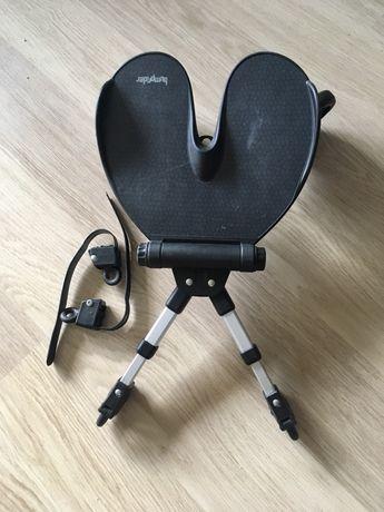Bumprider dostawka do wózka - uniwersalna, czarna