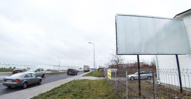 Billboard tablica reklamowa bilbord do wynajęcia ŚRODA WIELKOPOLSKA r