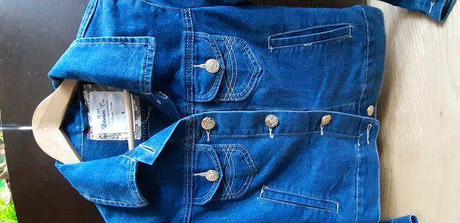 Katana,kurtka jeansowa Denim,rozmiar 34