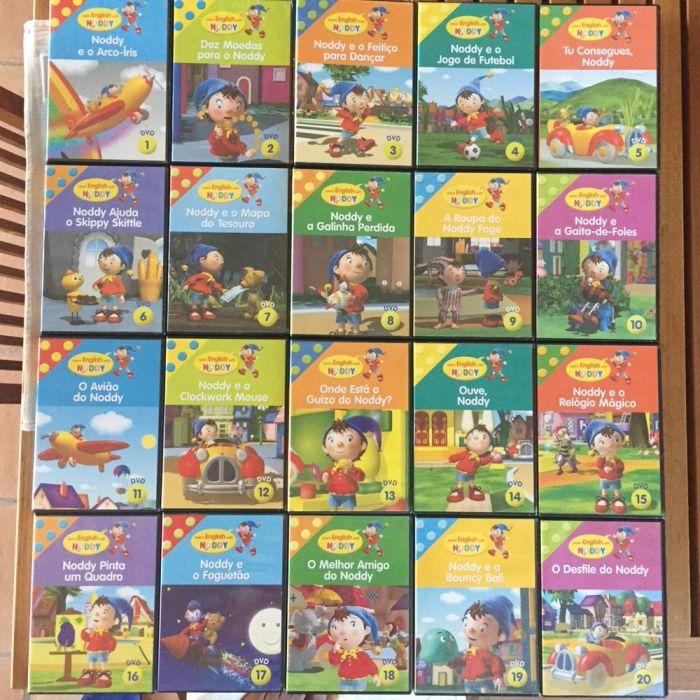 DVD's para aprender inglês Oeiras E São Julião Da Barra, Paço De Arcos E Caxias - imagem 1