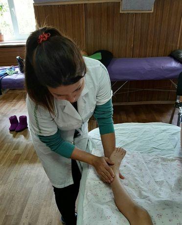 Детский терапевтический массаж