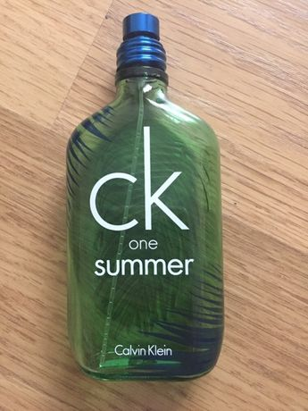 Calvin Klein summer man 100 ml флакон