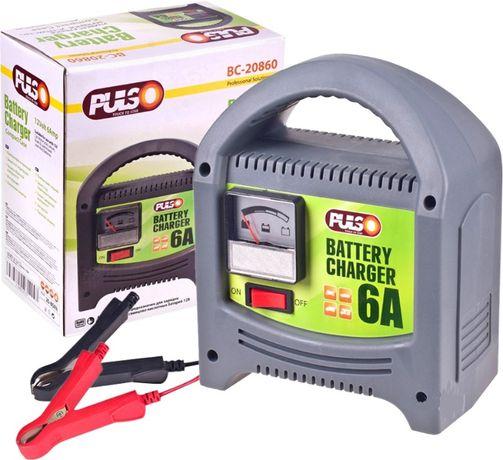 Зарядное устройство Pulso BC-20860 Зарядний пристрій для автомобіля