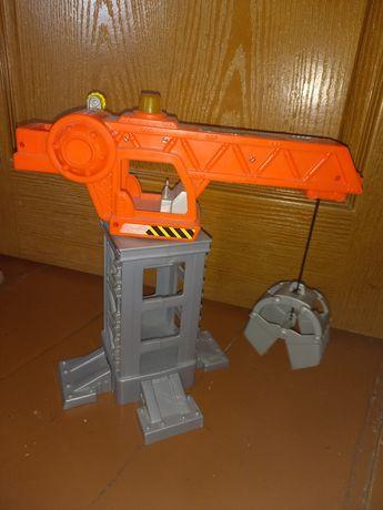 Іграшка підйомний кран