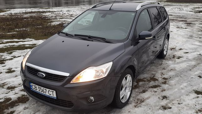 Ford Focus Форд Фокус