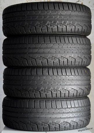 Зимние шины б/у 245/45 R17 99H Pirelli Sottozero Winter 210 Serie II