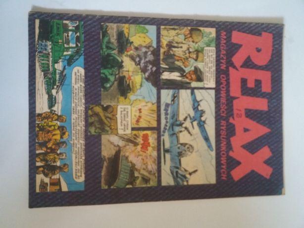 Relax #12 - mag komiksowy