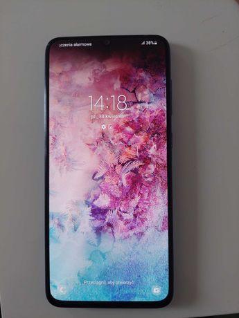 Samsung Galaxy a70, niebieski