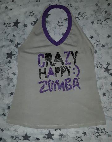 Майка для Zumba Fitness, майка зумба, C-M