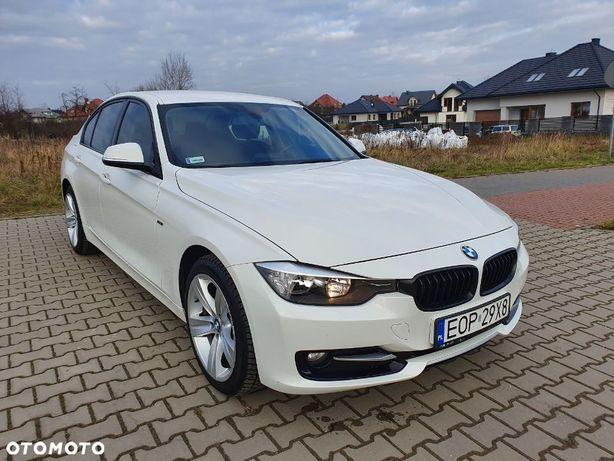 BMW Seria 3 Oferta prywatna przebieg 60.000 tys km bardzo ładny stan