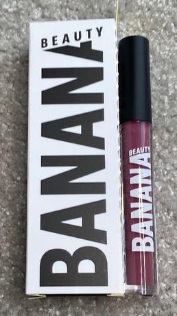 BANANA BEAUTU - pomadka w kolorze DAMN GRL.