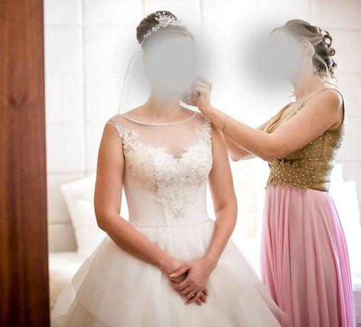 Biżuteria ślubna - włosy
