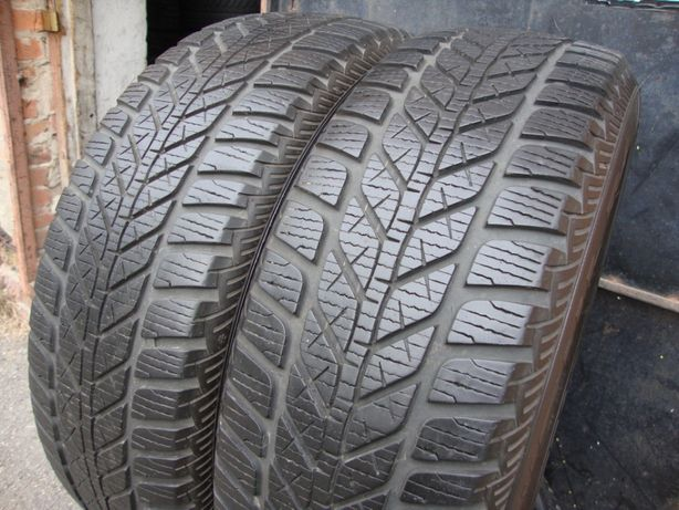 Fulda Kristall Control HP 215/65r16 made in Germany 2шт 14год 5,4-5,9м
