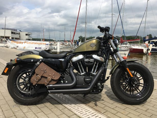 Harley Davidson Sportster - Forty Eight XL 1200
