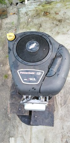 Traktorek kosiarka silnik brigsa 14.5 hp z Niemiec niesprawny kampletn